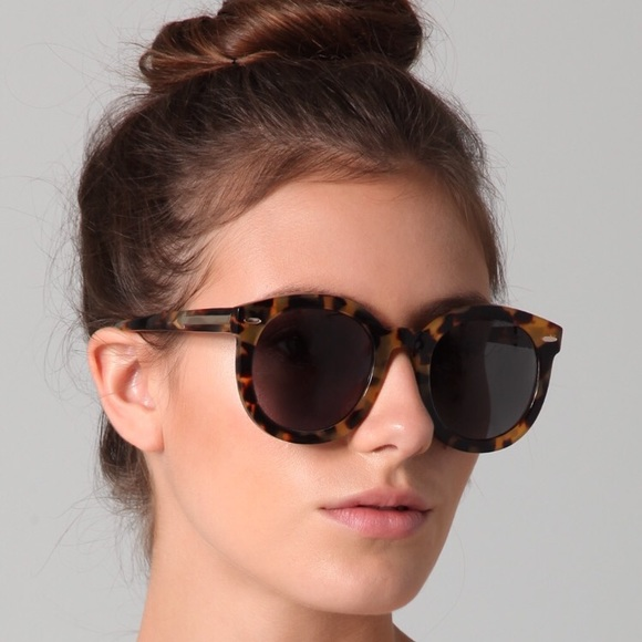 12e75473cd65 Karen Walker Accessories - •Karen Walker•  Super Duper Strength  Sunglasses